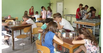Zábava s korálky pro celou třídu (10 osob)