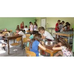 Dárkový poukaz na zábavu s korálky pro celou třídu (10 osob) - 500 kč
