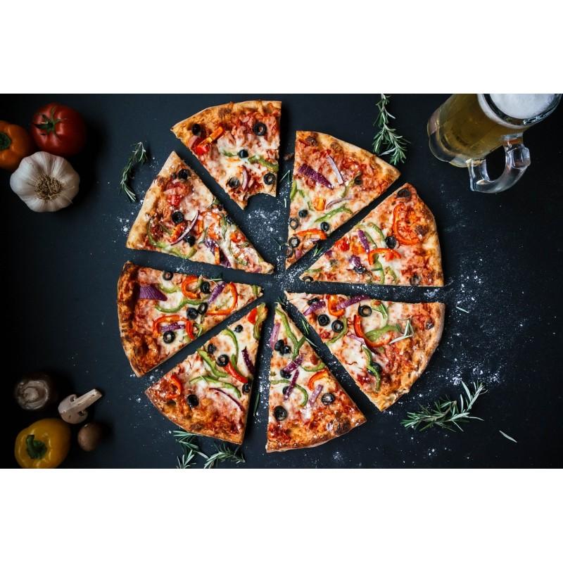 Dárkový poukaz na dobroty v pizzerii ve Šternberku v hodnotě 300 Kč
