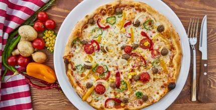 Dobroty v pizzerii ve Šternberku