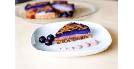 Živý RAW dort - zdravé mlsání