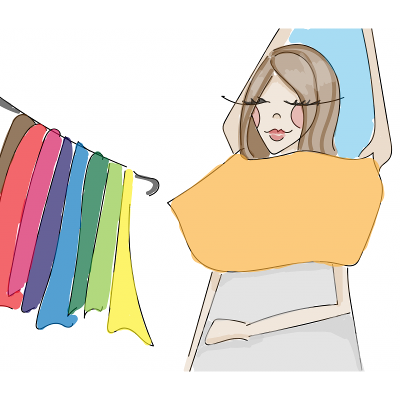 Dárkový poukaz barevnou typologii v hodnotě 1 800 Kč