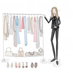 Dárkový poukaz nákupy se stylistkou v hodnotě 5 000 Kč