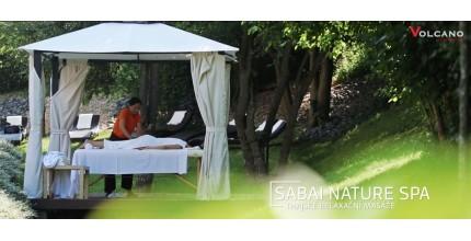Thajská masáž Sabai Aroma v délce 60 minut