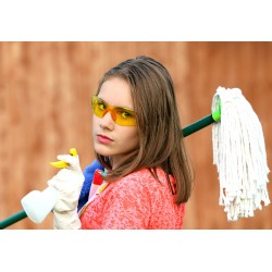 Profesionální generální úklid domácnosti včetně oken