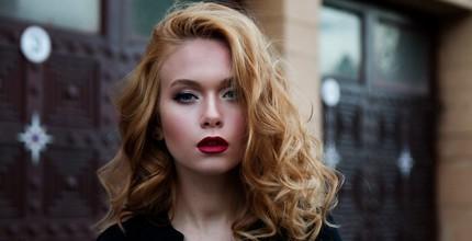 Střih a styling pro středně dlouhé vlasy