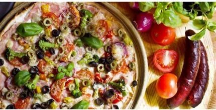 Skvělé jídlo a pizzy v Franko's restaurant