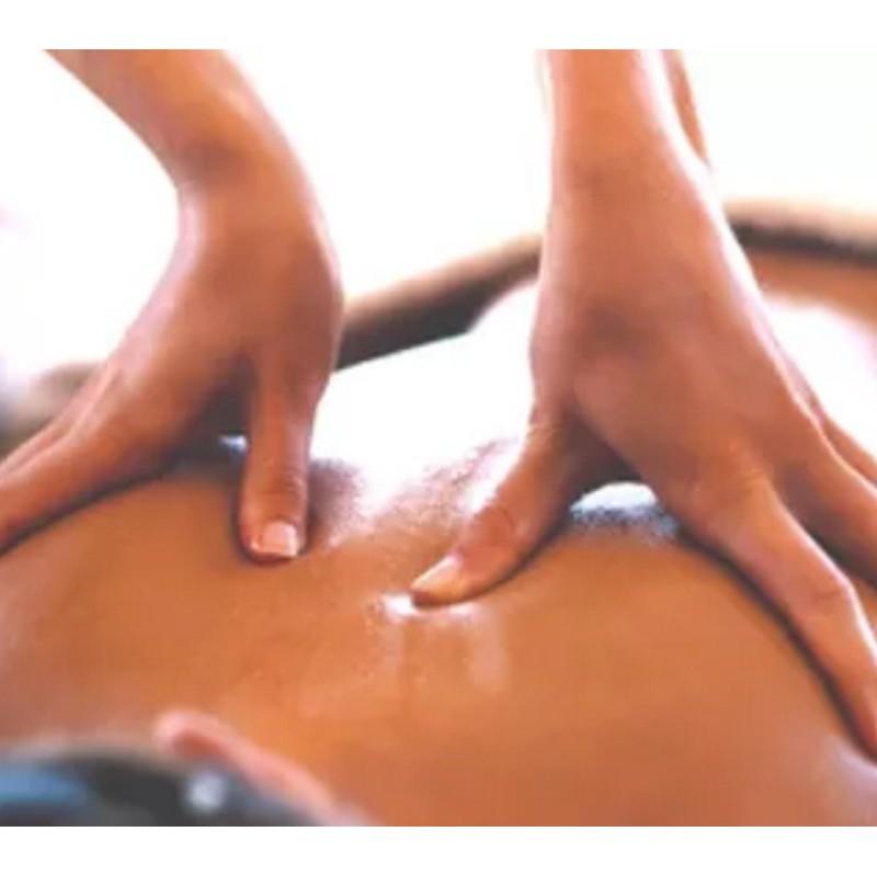 Dárkový poukaz na thajskou olejovou masáž v hodnotě 890 Kč