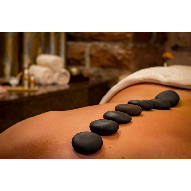 Dárkový poukaz na masáž lávovými kameny v hodnotě 1 990 Kč