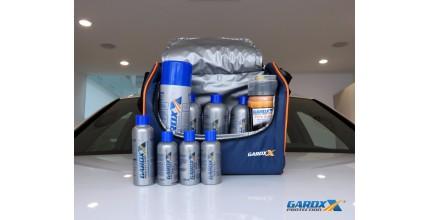 Nanotechnologická ochrana vozidel GardX včetně profesionální aplikace