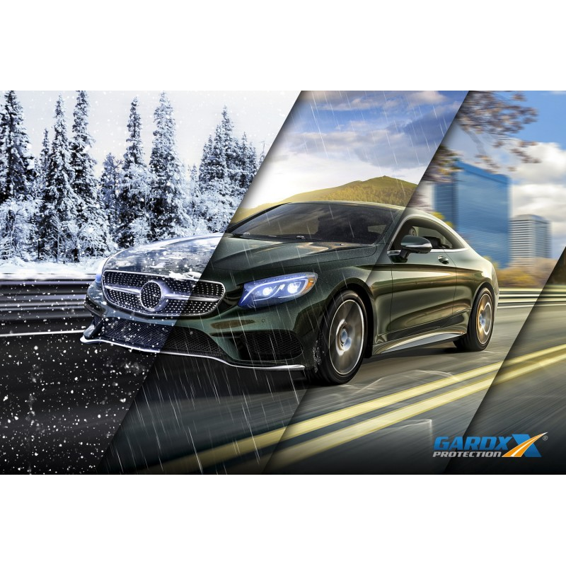 Dárkový poukaz na nanotechnologickou ochranu vozidel vč. profesionální aplikace v hodnotě 8 499 Kč