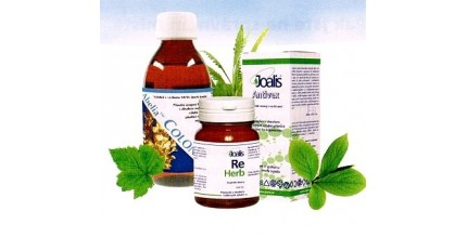 Jeden preparát Joalis pro detoxikaci organismu