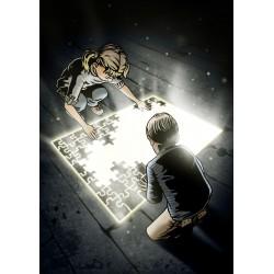 Dárkový poukaz a únikovou hru Pokoj pro děti od 5 let v hodnotě 850 Kč