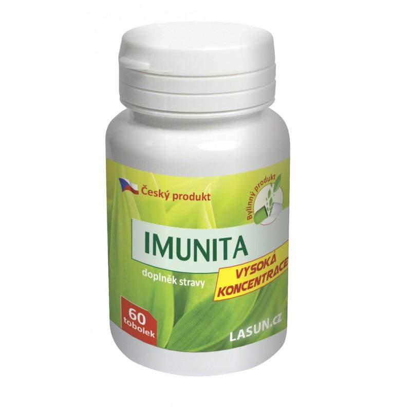 Dárkový poukaz - dobrá imunita s bylinkami a vitamínem C v hodnotě 600 Kč