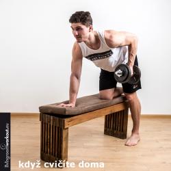 Originální české fitness vybavení pro ty, co cvičí doma