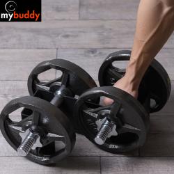 Dárkový poukaz na originální české fitness vybavení pro ty, co cvičí doma v hodnotě 500 Kč