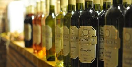 Dárkový poukaz na vína od moravského vinaře v hodnotě 1 000 Kč