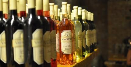Dárkový poukaz na vína od moravského vinaře v hodnotě 500 Kč