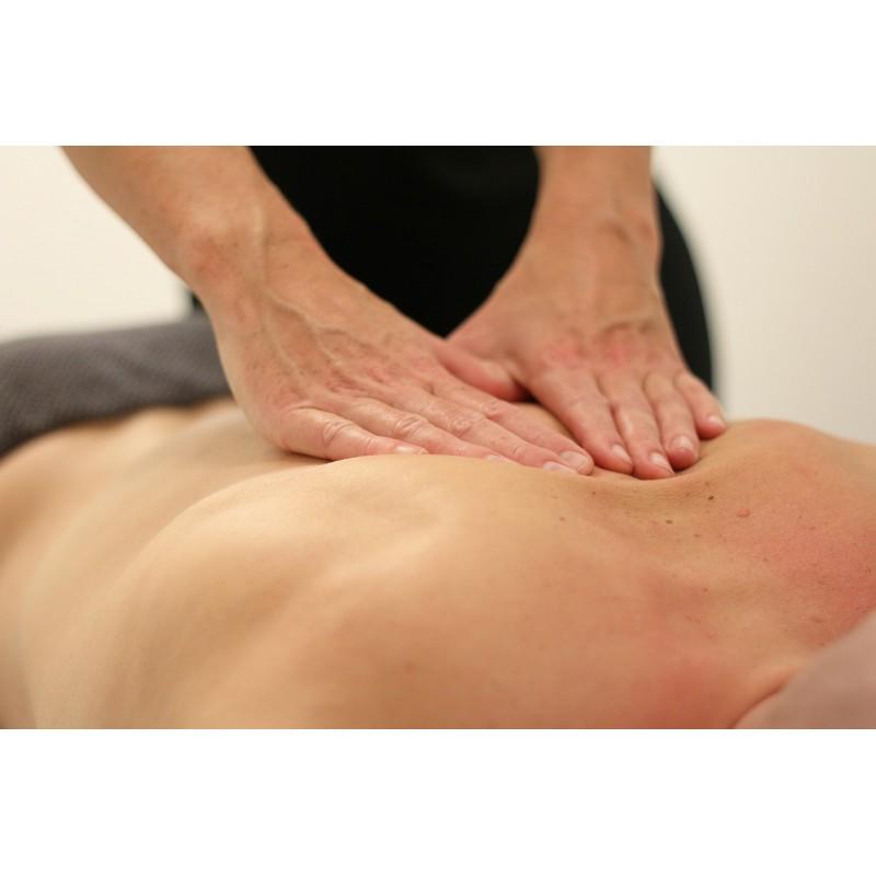 Dárkový poukaz na masáž proti celulitidě a pro formování postavy v hodnotě 690 Kč