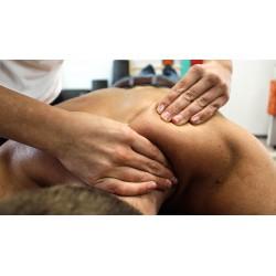 Dárkový poukaz na relaxační masáž zad a šíje v hodnotě 350 Kč