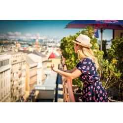 Dárkový poukaz na romantický wellness pobyt pro dva v centru Prahy v hodnotě 7 800 Kč