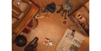 Dárkový poukaz na únikovou hru v Escape Rooms Prague v hodnotě 1 590 Kč