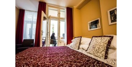 Romantický wellness pobyt pro dva v centru Prahy