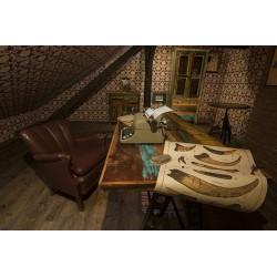 Úniková hra Útěk z ponorky nebo Paleontolog v Plzni