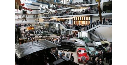 Úniková hra v technickém muzeu - střední obtížnost