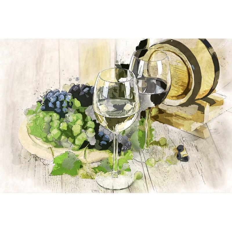 Dárkový poukaz na krabici 6 lahví vín dle vlastního výběru
