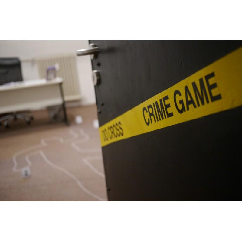 Dárkový poukaz na detektivní hru pro 3 až 5 hráčů v hodnotě 1 300 Kč