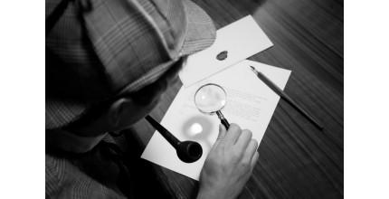 Úniková hra Sherlockova kancelář pro 2–5 hráčů