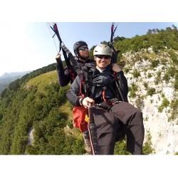 Dárkový poukaz na tandem paragliding - základní let v hodnotě 1 600 Kč
