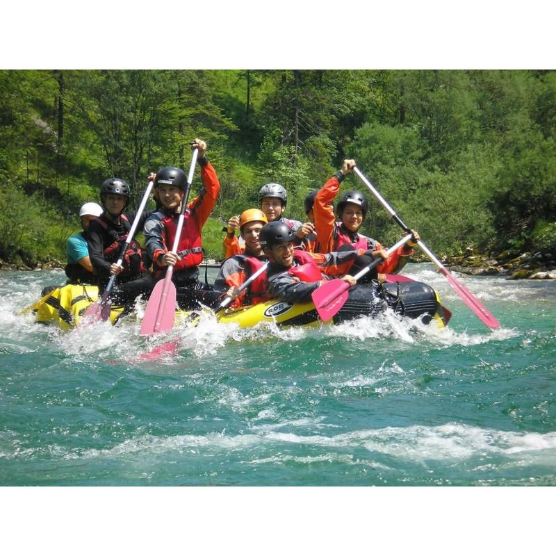 Dárkový poukaz na Rafting na rakouské řece Salze v hodnotě 3 700 Kč