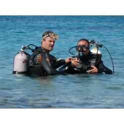 Dárkový poukaz na potápění pro začátečníky v lomu Amerika v hodnotě 3 300 Kč