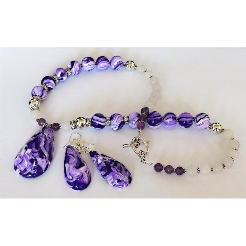 Dárkový poukaz na elegantní soupravu - náhrdelník + náušnice v hodnotě 549 Kč