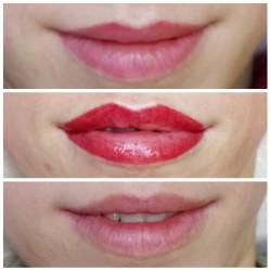 Dárkový poukaz na permanentní make-up rtů v hodnotě 4 500 Kč