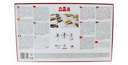 Japonské šachy Shogi - dynamická hra pro každého