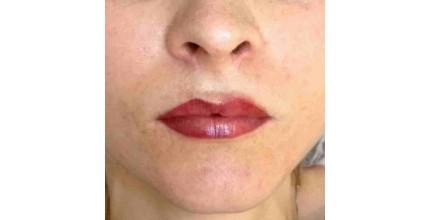 Permanentní make-up rtů