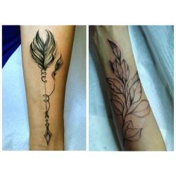 Dárkový poukaz na tetování-větší motiv v hodnotě 3 900 Kč