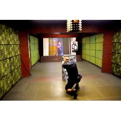 Dárkový poukaz na akční střelbu ve videoprojekční střelnici - 3200 Kč