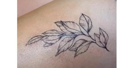Tetování motivu