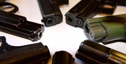 Akční střelba ve videoprojekční střelnici