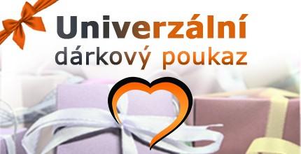 Univerzální poukaz na cokoliv z Darujpoukaz.cz