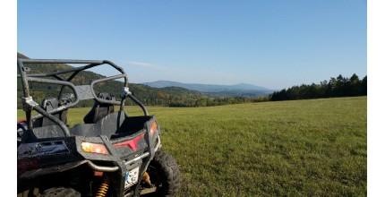 Zážitková jízda terénní buggy