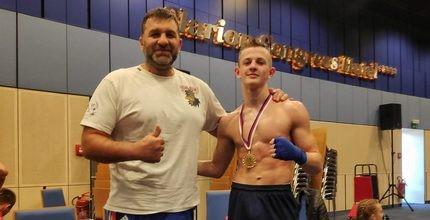 Privátní MMA trénink s mistrem ČR
