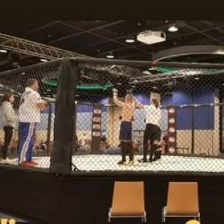 Dárkový poukaz na Privátní MMA trénink s mistrem ČR