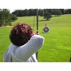 Dárkový poukaz na privátní kurz lukostřelby pro dvě osoby