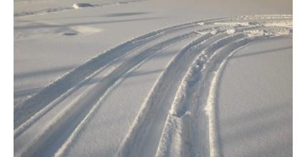 Kurz jízdy na sněhu, jízda v zimním období