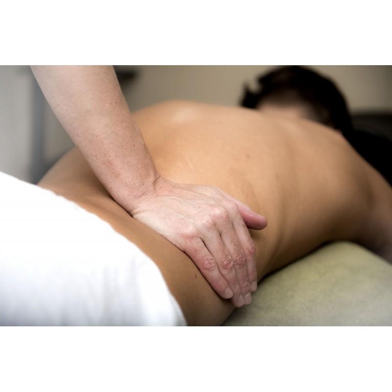Masáž pro fyzický a psychický relax dle vlastního výběru